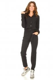 D-ETOILES CASIOPE   Travelwear jumpsuit Bailey   zwart     Afbeelding 4