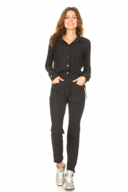 D-ETOILES CASIOPE   Travelwear jumpsuit Bailey   zwart     Afbeelding 2