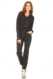 D-ETOILES CASIOPE   Travelwear jumpsuit Bailey   zwart     Afbeelding 3