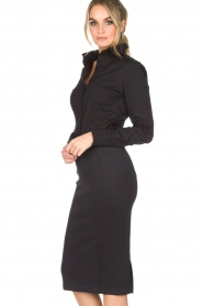 By Malene Birger |  Pencil skirt Onikka | black  | Picture 5