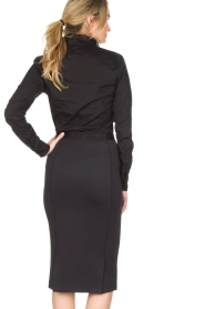 By Malene Birger |  Pencil skirt Onikka | black  | Picture 6