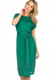 ba&sh |  Dress Lea | green  | Picture 4