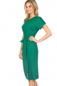 ba&sh |  Dress Lea | green  | Picture 5