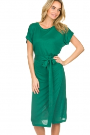 ba&sh |  Dress Lea | green  | Picture 2