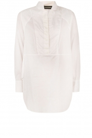 By Malene Birger | Blouse Ritah | wit  | Afbeelding 1