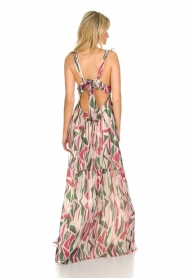 ba&sh |  Silk maxi dress with print Betty | multi  | Picture 4