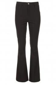 D-ETOILES CASIOPE |  Bootcut travelwear pants Vibrant | black  | Picture 1