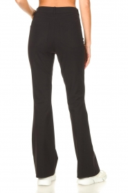 D-ETOILES CASIOPE |  Bootcut travelwear pants Vibrant | black  | Picture 6