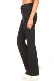 D-ETOILES CASIOPE |  Bootcut travelwear pants Vibrant | black  | Picture 5