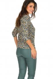 Sessun   Blouse met kleurrijke print   multi    Afbeelding 6