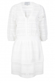 Dante 6 |  Ajour dress Paltrow | white  | Picture 1