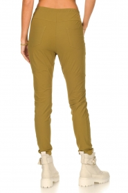 D-ETOILES CASIOPE |  Travelwear pants Guet | green  | Picture 6