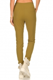 D-ETOILES CASIOPE |  Travelwear pants Guet | green  | Picture 7