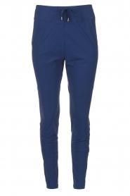 D-ETOILES CASIOPE |  Travelwear pants Guet | blue  | Picture 1
