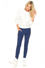 D-ETOILES CASIOPE |  Travelwear pants Guet | blue  | Picture 3