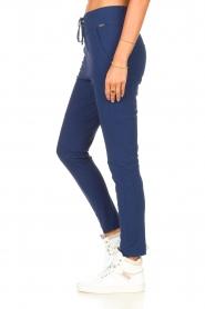 D-ETOILES CASIOPE |  Travelwear pants Guet | blue  | Picture 5