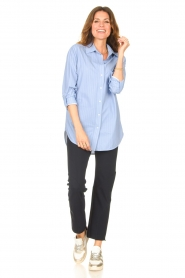 D-ETOILES CASIOPE |  Travelwear pants Bay | blue  | Picture 3
