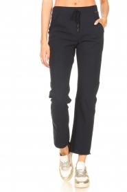 D-ETOILES CASIOPE |  Travelwear pants Bay | blue  | Picture 5
