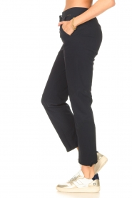D-ETOILES CASIOPE |  Travelwear pants Bay | blue  | Picture 7