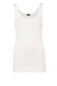 By Malene Birger | Tanktop Newdawn | wit  | Afbeelding 1