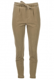 D-ETOILES CASIOPE |  Travelwear pants Billy | green  | Picture 1