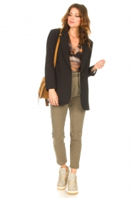 D-ETOILES CASIOPE |  Travelwear pants Billy | green  | Picture 3