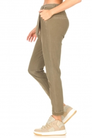 D-ETOILES CASIOPE |  Travelwear pants Billy | green  | Picture 5