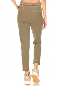 D-ETOILES CASIOPE |  Travelwear pants Billy | green  | Picture 6