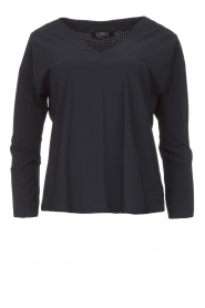 D-ETOILES CASIOPE |  Travelwear top Balboa | blue  | Picture 1