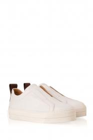 By Malene Birger | Sneakers Rennitas | wit  | Afbeelding 3