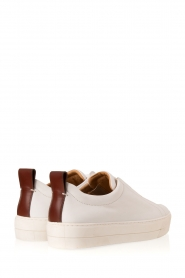 By Malene Birger | Sneakers Rennitas | wit  | Afbeelding 4