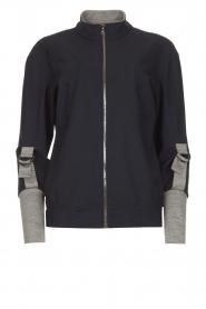 D-ETOILES CASIOPE    Travelwear vest Beaucoup   blauw    Picture 1