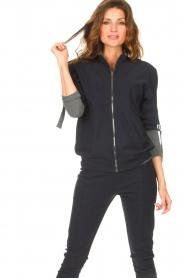 D-ETOILES CASIOPE    Travelwear vest Beaucoup   blauw    Picture 2