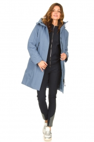 D-ETOILES CASIOPE    Travelwear vest Beaucoup   blauw    Picture 4
