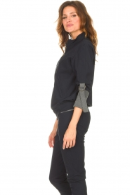 D-ETOILES CASIOPE    Travelwear vest Beaucoup   blauw    Picture 6