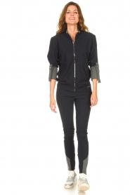D-ETOILES CASIOPE    Travelwear vest Beaucoup   blauw    Picture 3
