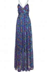 ba&sh |  Maxi dress Rosy | blue  | Picture 1
