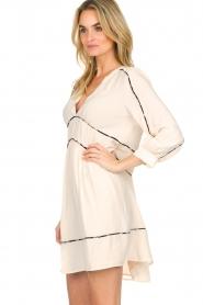 ba&sh |  Dress Fanny | nude  | Picture 5