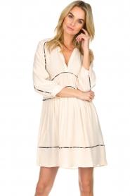ba&sh |  Dress Fanny | nude  | Picture 4