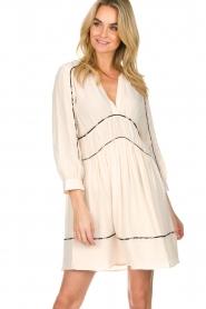 ba&sh |  Dress Fanny | nude  | Picture 2