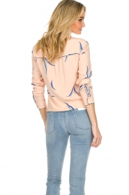 ba&sh |  Printed blouse Terry | nude  | Picture 6
