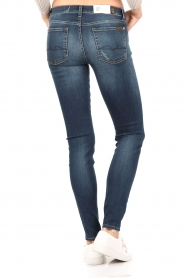 7 For All Mankind | The Skinny Charlotte Blue lengtemaat 32 | blauw   | Afbeelding 5