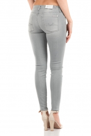 Skinnyjeans The Skinny with Swarovski length size 32 | light gr