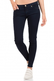 7 For All Mankind | The Skinny lengtemaat 32 | blauw   | Afbeelding 2