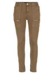 IKKS |  Jeans Monrey | army green  | Picture 1