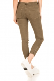 IKKS |  Jeans Monrey | army green  | Picture 5