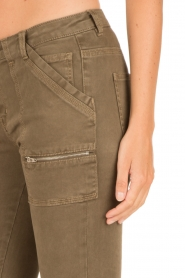 IKKS |  Jeans Monrey | army green  | Picture 6