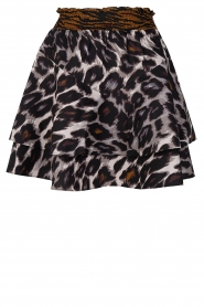 Dante 6 |  Leopard print skirt Wonderous | animal print  | Picture 1
