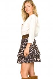 Dante 6 |  Leopard print skirt Wonderous | animal print  | Picture 5