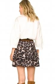 Dante 6 |  Leopard print skirt Wonderous | animal print  | Picture 6